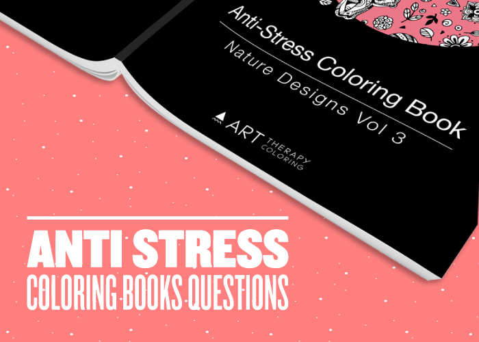 anti stress coloring book FAQ