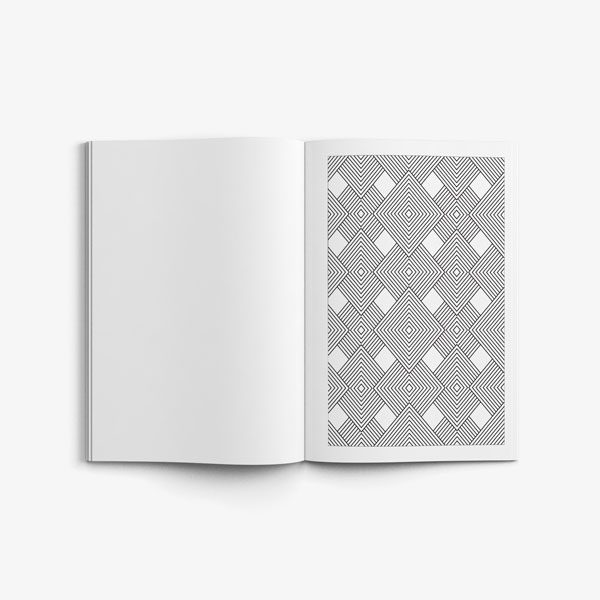 geometric designs anti stress vol 2 page-3