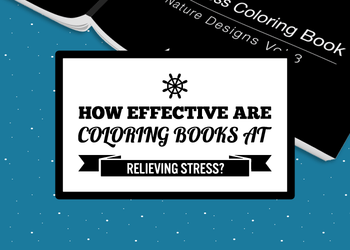 how effective are anti stress coloring books
