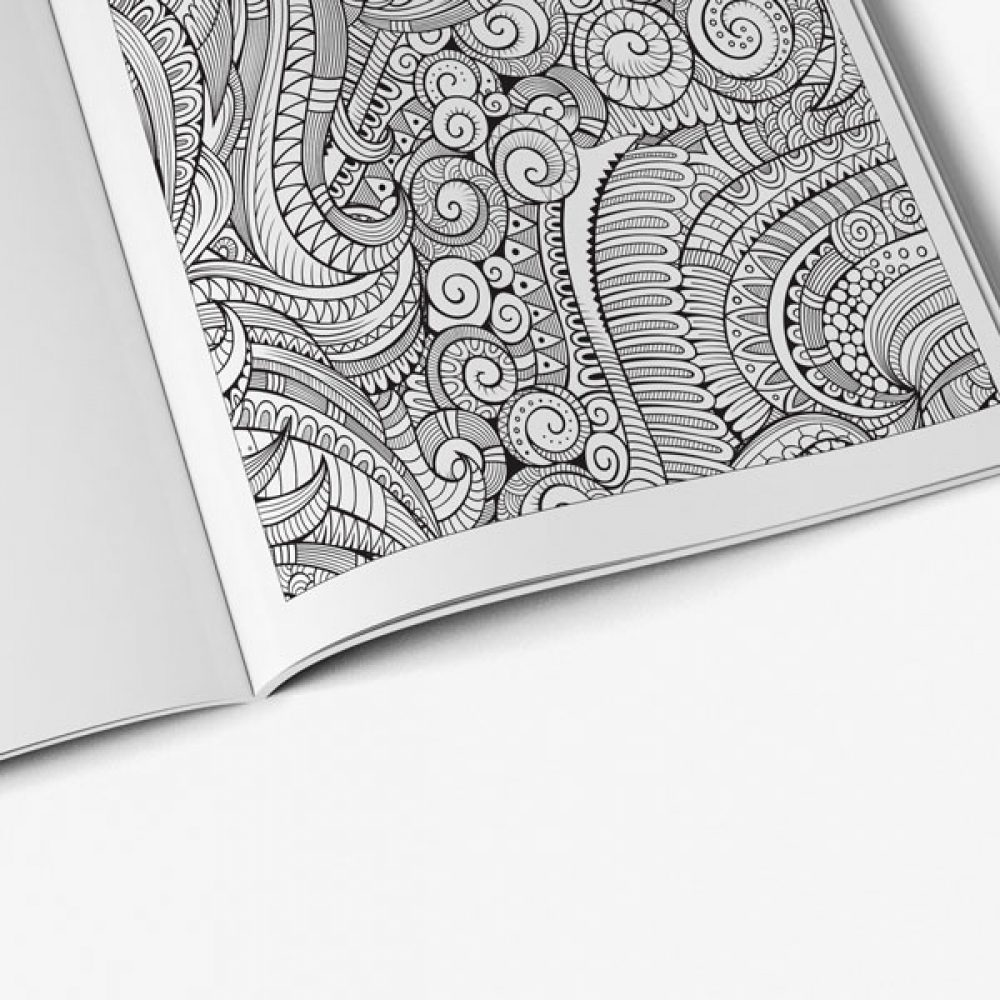 Anti Stress Coloring Book Stress Relieving Designs Vol 2