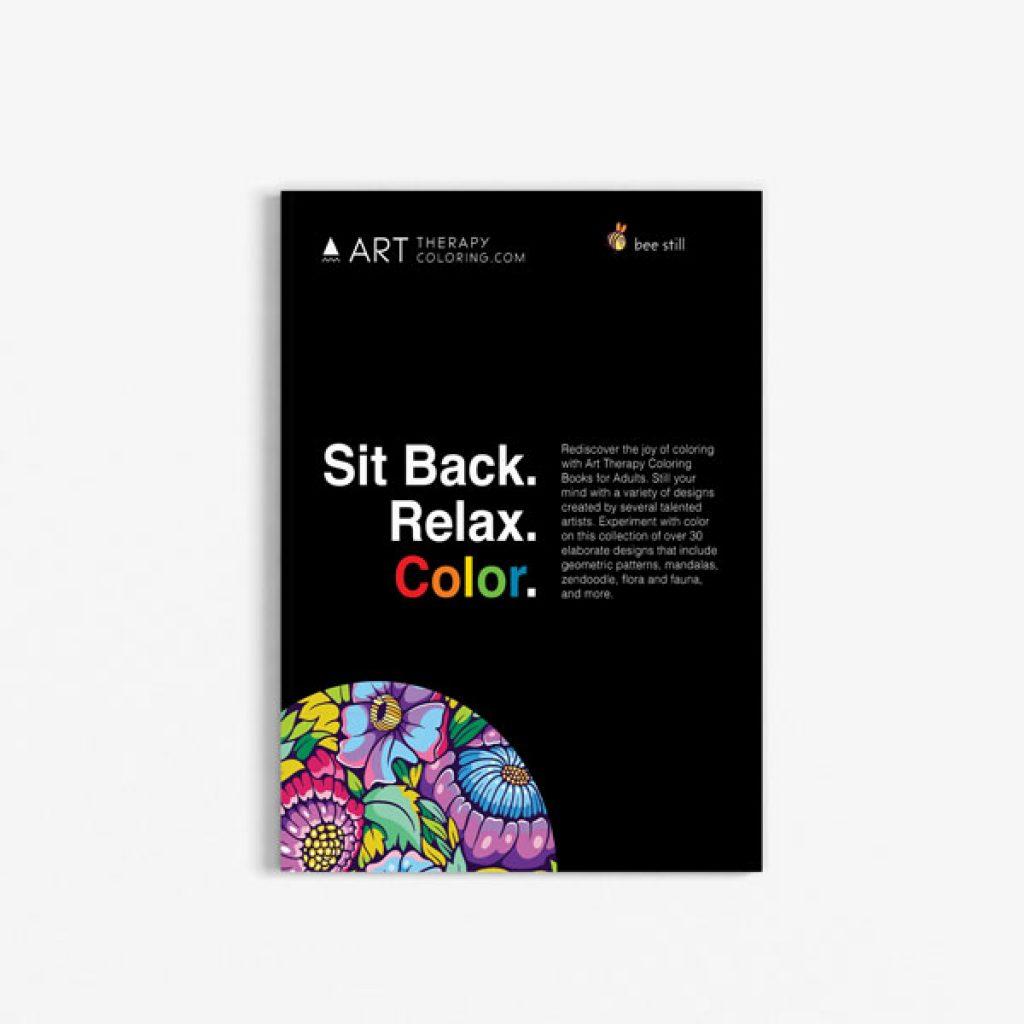 Coloring book for seniors vol 1-1
