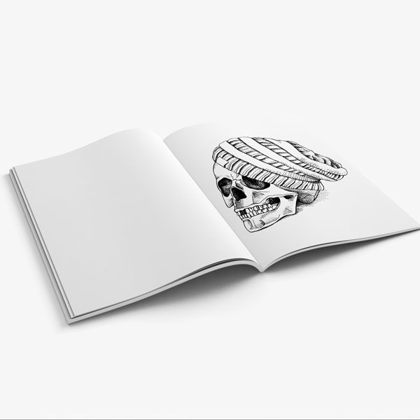 coloring book for men anti stress designs vol 1 -9