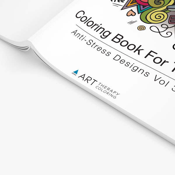 coloring book for teens anti stress designs vol 3-2