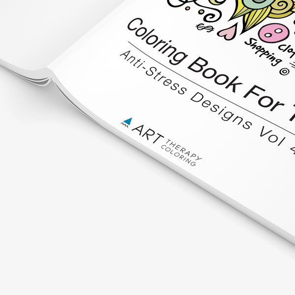 coloring book for teens anti stress designs vol 4-3