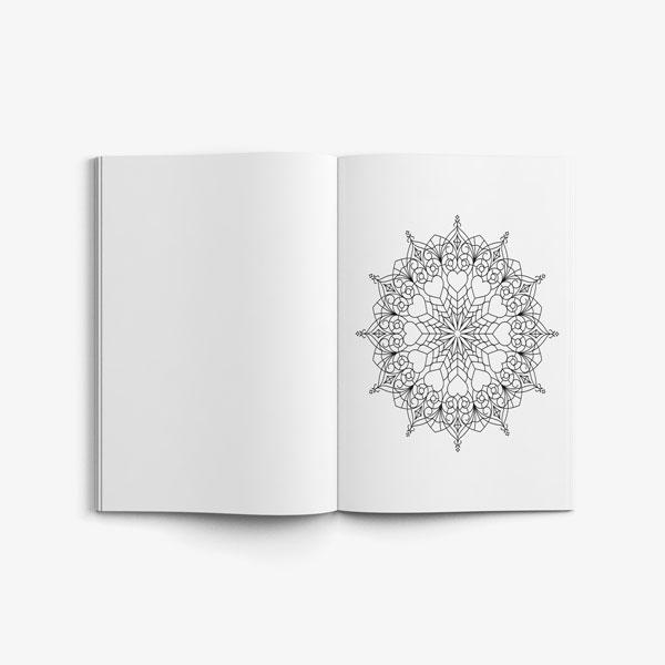 coloring book for teens anti stress designs vol 8-5