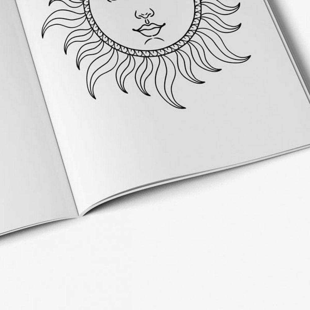 coloring book for teens anti stress designs vol 8 7