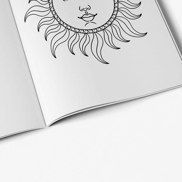 coloring book for teens anti stress designs vol 8-7