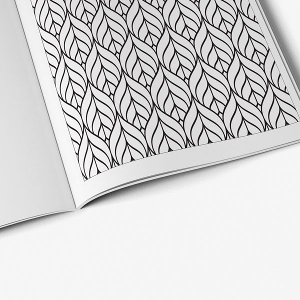 geometric coloring book stress relieving designs vol 1 -7