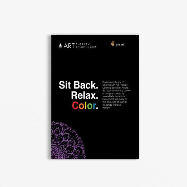 mandala coloring book stress relieving designs vol 1 -1