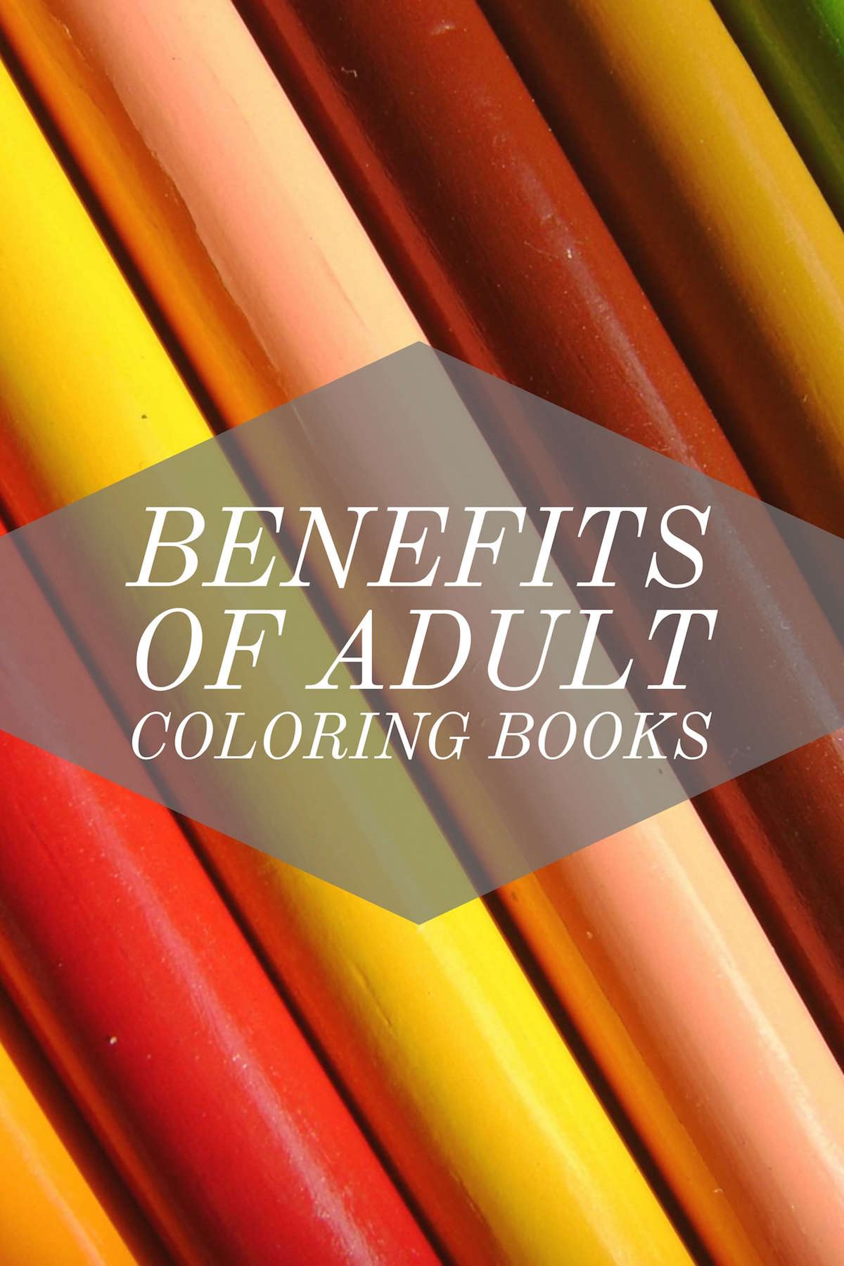 8 Incredible Benefits of Adult Coloring books