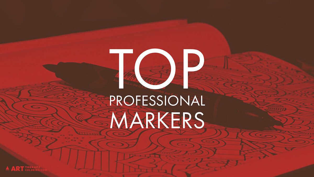 The top professional Markers