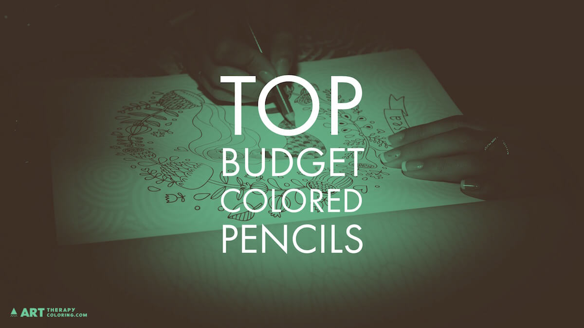 top budget colored pencils