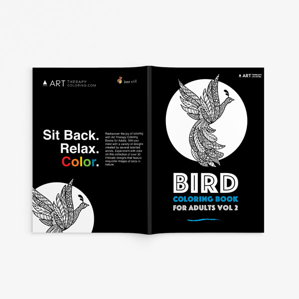 Birds coloring book vol 2 34