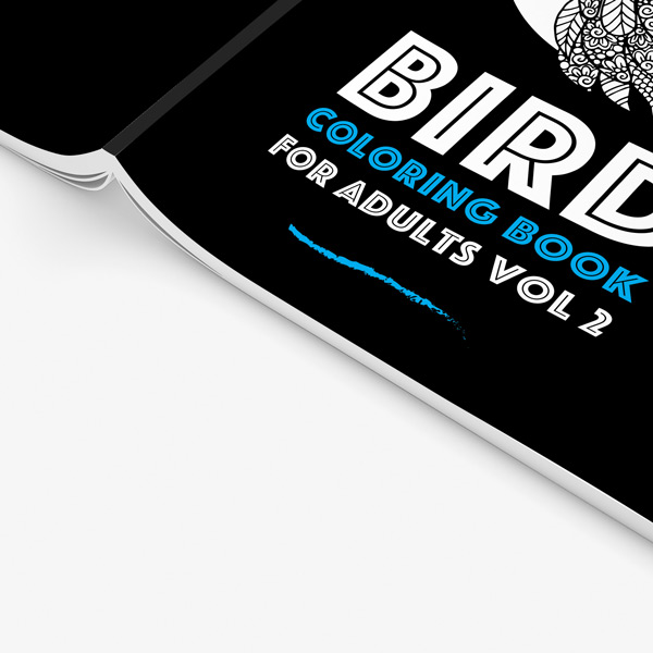 Birds coloring book vol 2 35