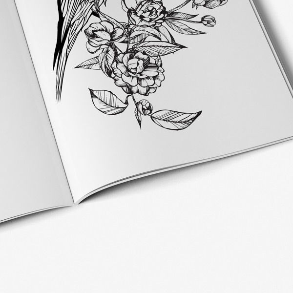 Birds coloring book vol 2 42