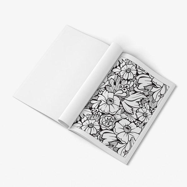 Anti stress designs coloring book vol 1 44