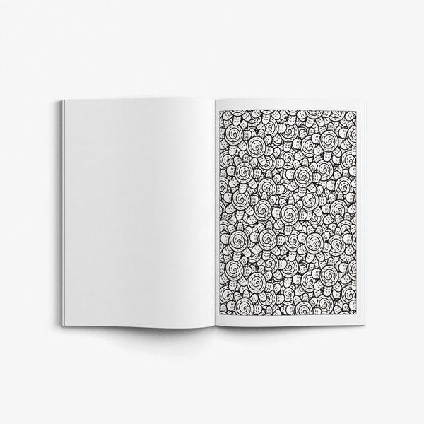 Anti stress designs coloring book vol 1 49