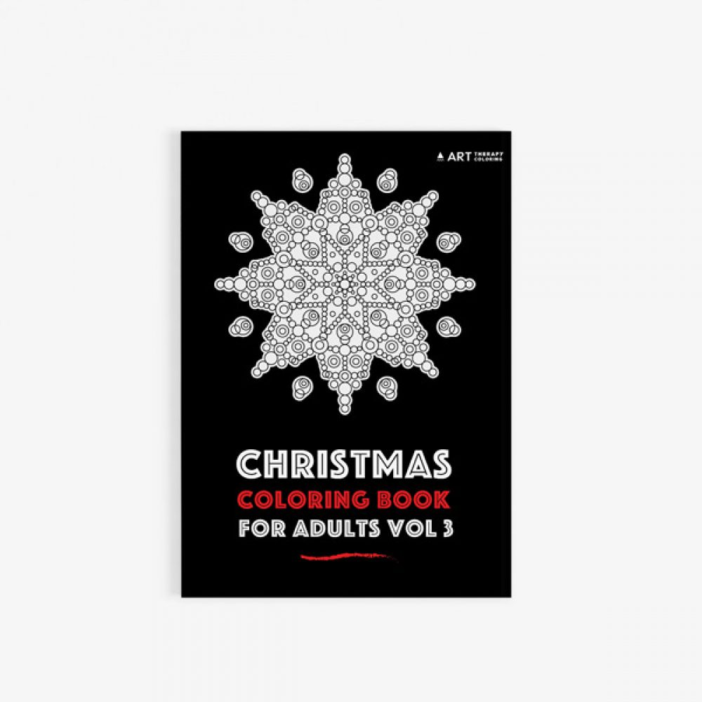 christmas coloring book adults vol 3 30 - Christmas Coloring Books For Adults