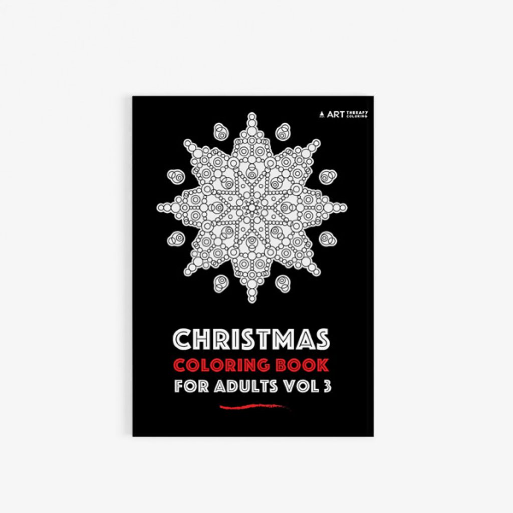 Christmas coloring book adults vol 3 30
