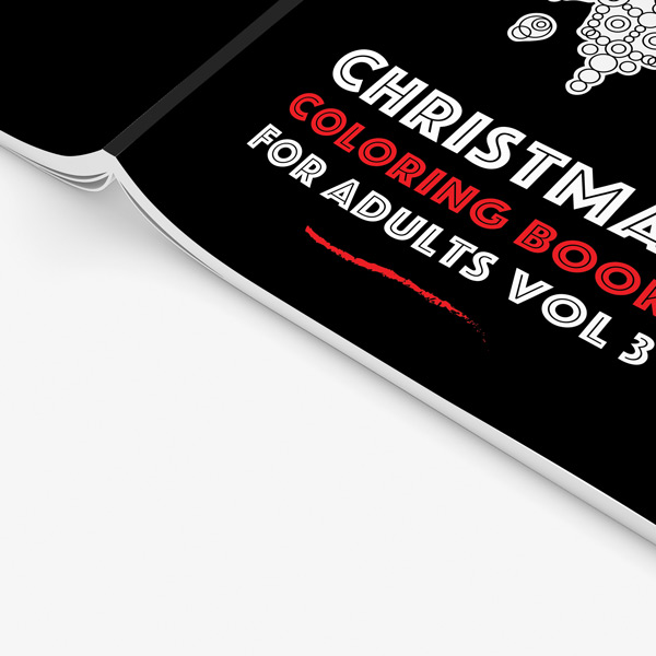 Christmas coloring book adults vol 3 34