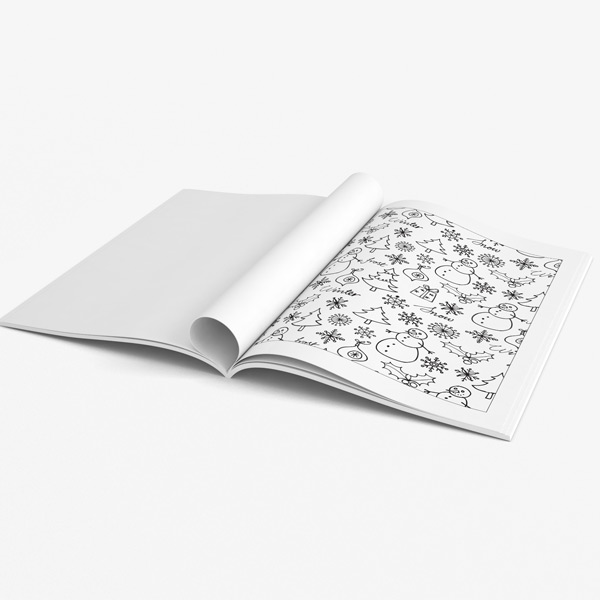 Christmas coloring book adults vol 3 39