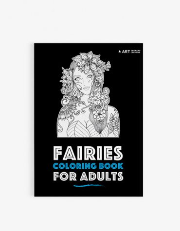 Fairy coloring books for adults 30