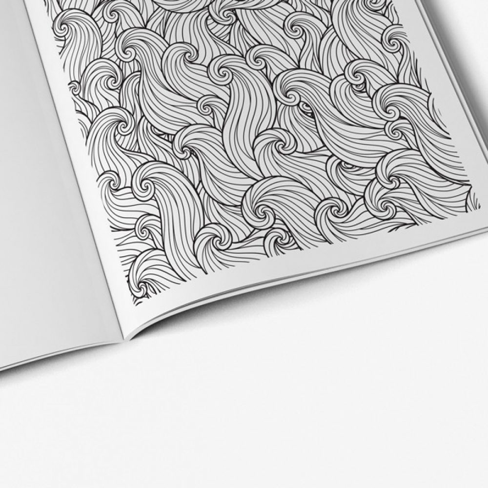 intricate coloring book adults vol 4 57 - Intricate Coloring Books