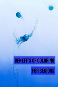 Benefits of coloring for seniors