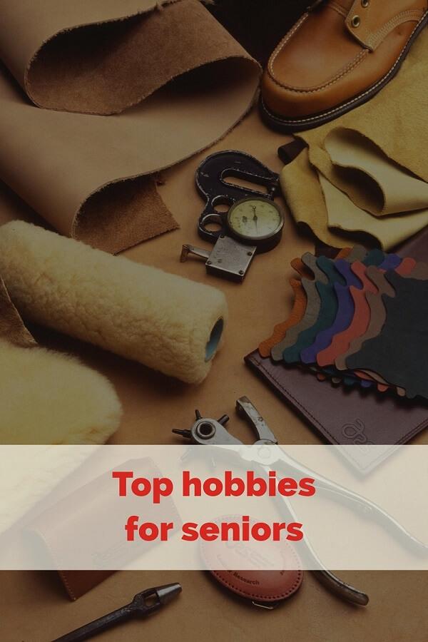 Top hobbies for seniors