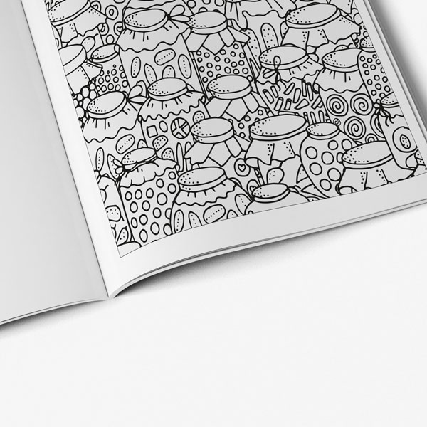 Anti-Stress Coloring Book: Stress Relieving Designs Vol 3 - Art ...