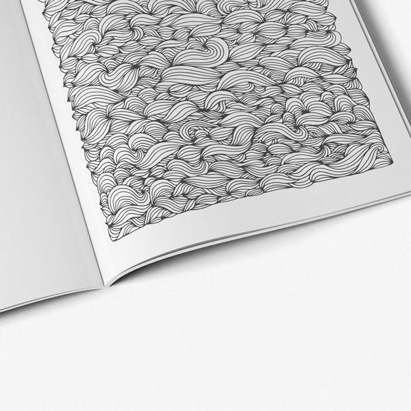 Intricate coloring book adults for vol 2