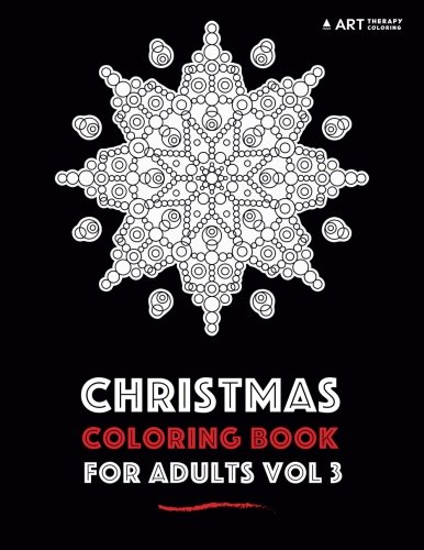Christmas Coloring Book for Adults Vol 3