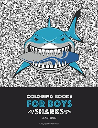 Coloring Books For Boys